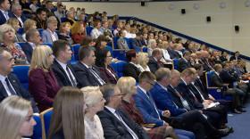 В Минске состоялась Х юбилейная международная научно-практическая конференции «Развитие таможенного дела: инновации, сотрудничество, безопасность»