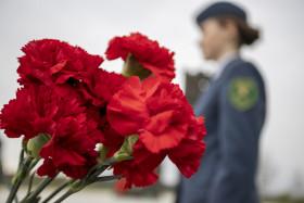 Белорусские таможенники почтили память погибших во время Великой Отечественной войны