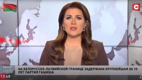 На белорусско-латвийской границе задержана крупнейшая за 10 лет партия гашиша